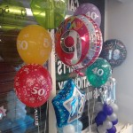Bunch of balloons image