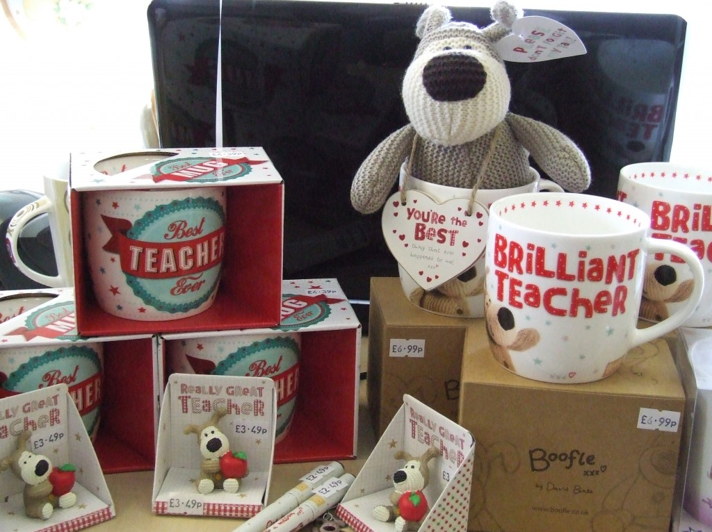 Image of thank you teacher gifts